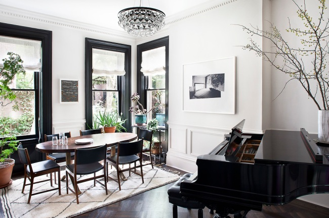Blair Harris | Cobble Hill Townhouse